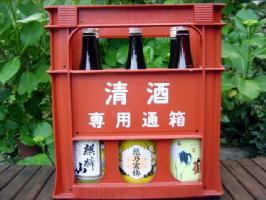 「越乃寒梅」と新潟の地酒が一升瓶5本で  一万円